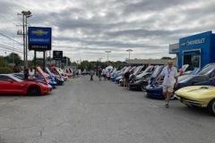 Heritage Chevrolet 2021 Corvette Car Show