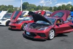 2021 Top Flight Corvette Club Car Show